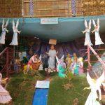 Beautiful Christmas crib at Palapallam, Kanyakumari district